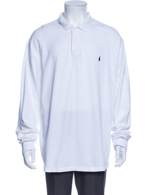 Polo Ralph Lauren Vintage 1990's Polo Shirt White