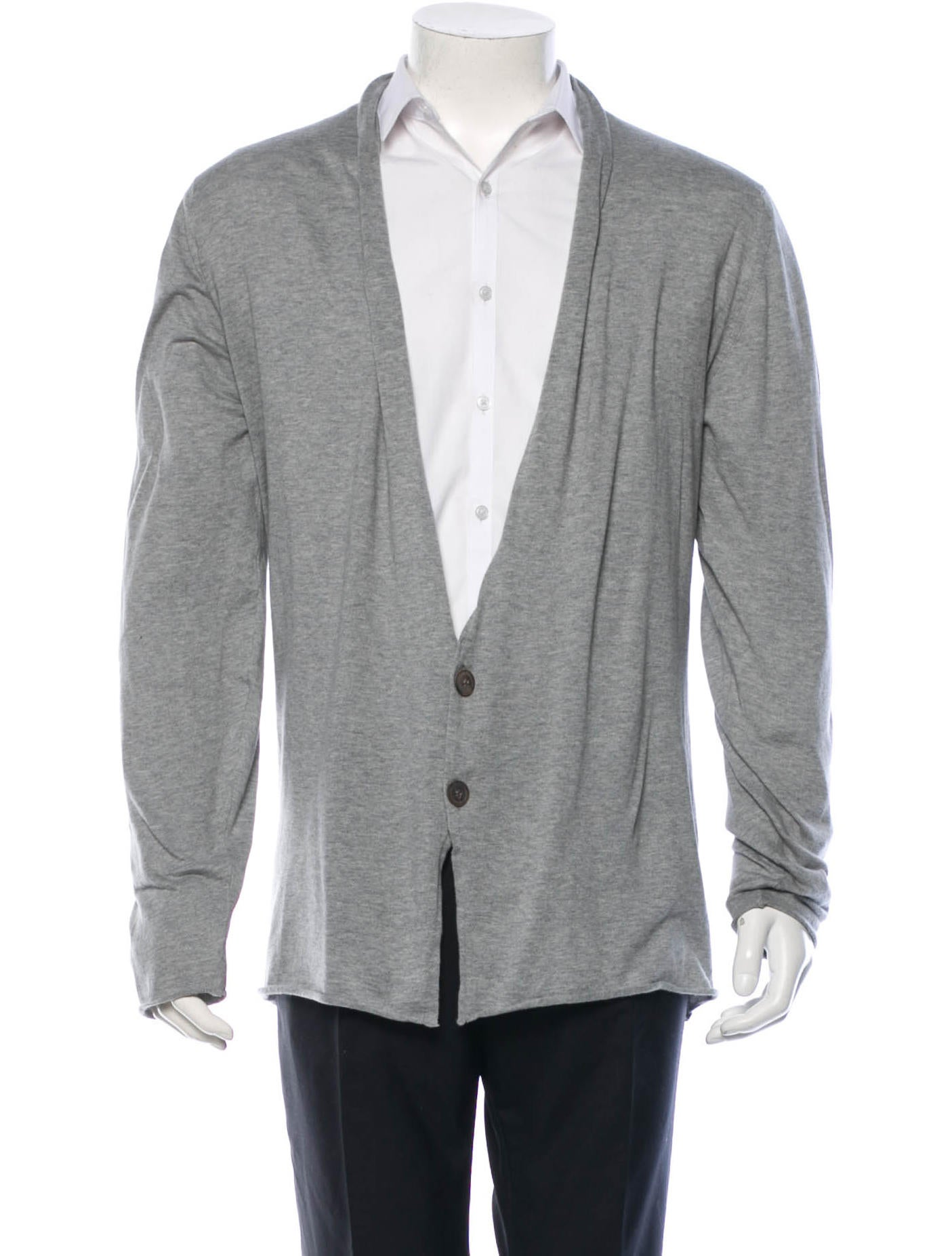 paul smith cardigan clothing wps21251 the realreal