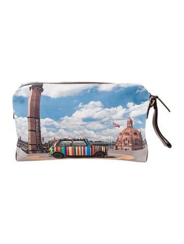 x Harrods Heli-Pad Toiletry Bag