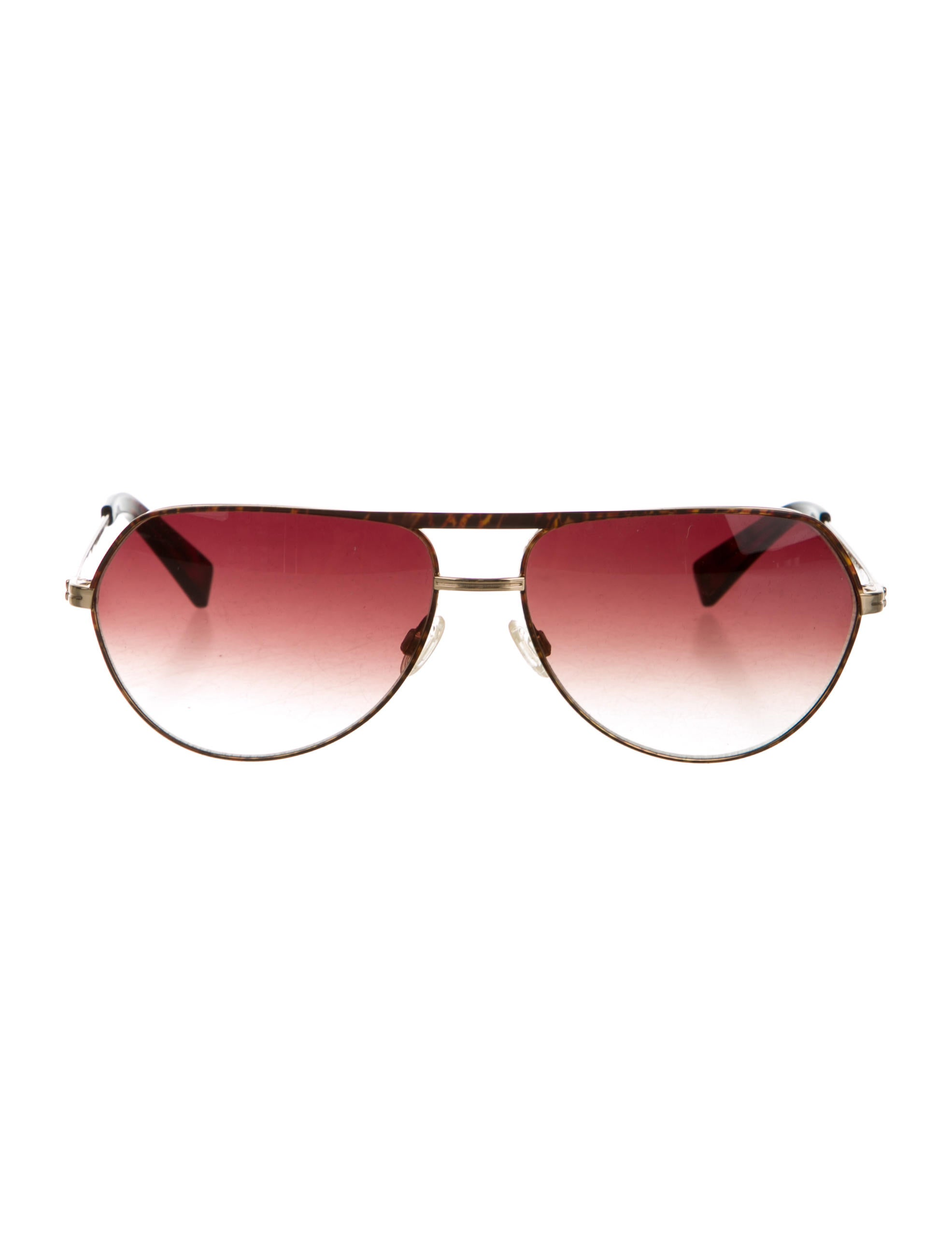 92f4df1048 Paul Smith Aviator Gradient Lens Sunglasses - Accessories - WPS22392