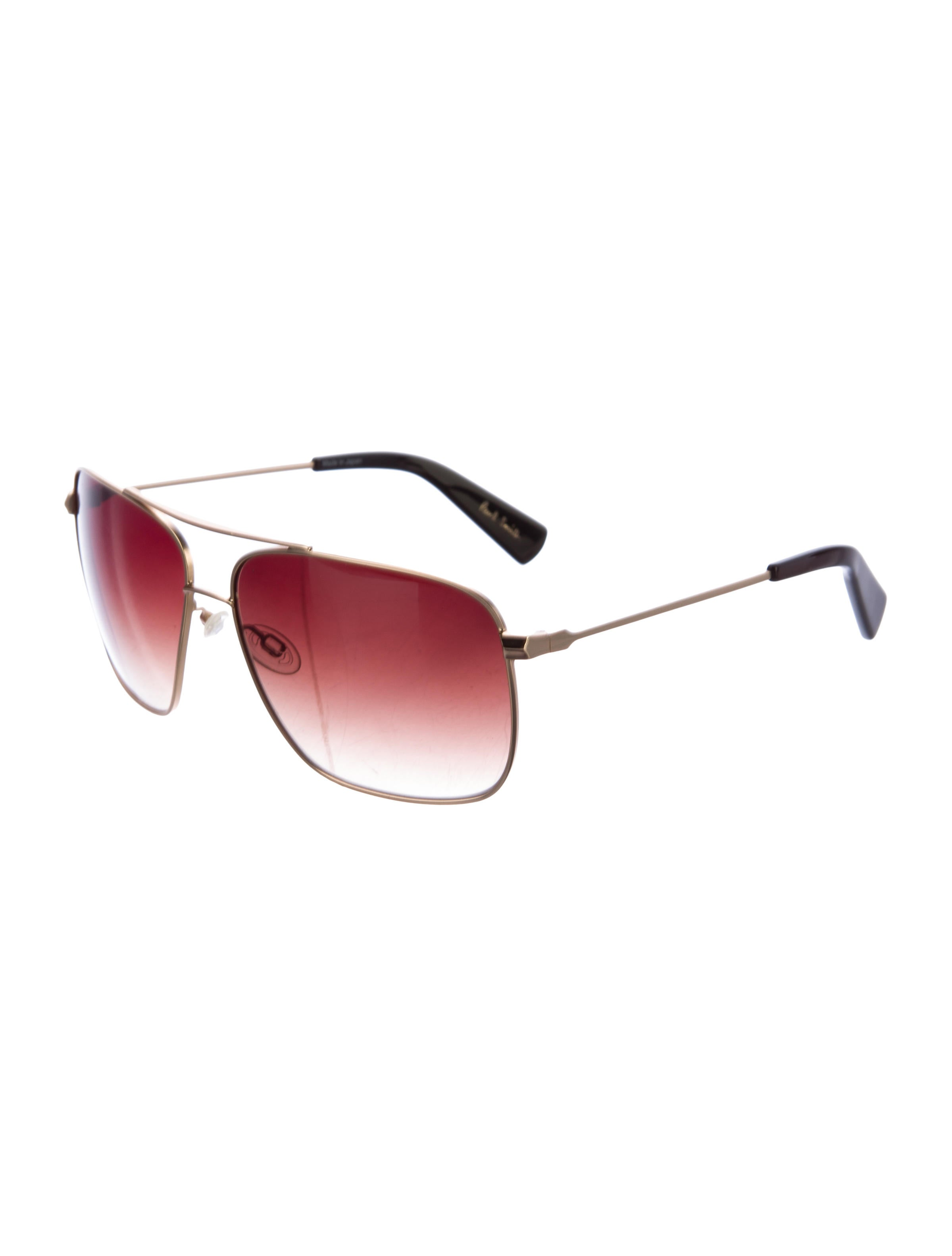 44f9bff21a Paul Smith Orsett Aviator Sunglasses