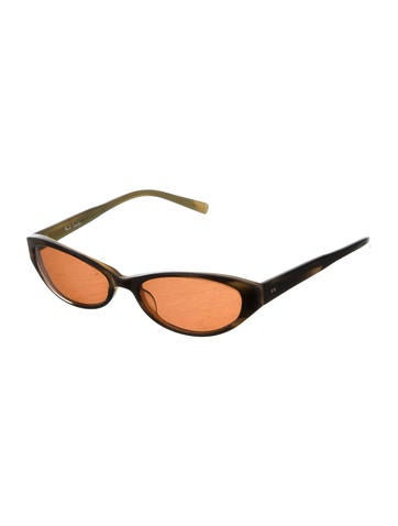 Marbled Tinted Sunglasses