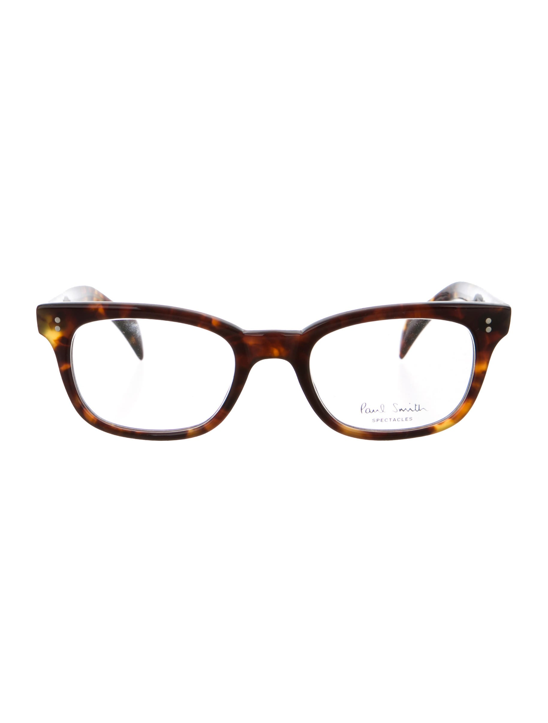 Glasses Frames Too Narrow : Paul Smith Narrow Tortoiseshell Eyeglasses - Accessories ...