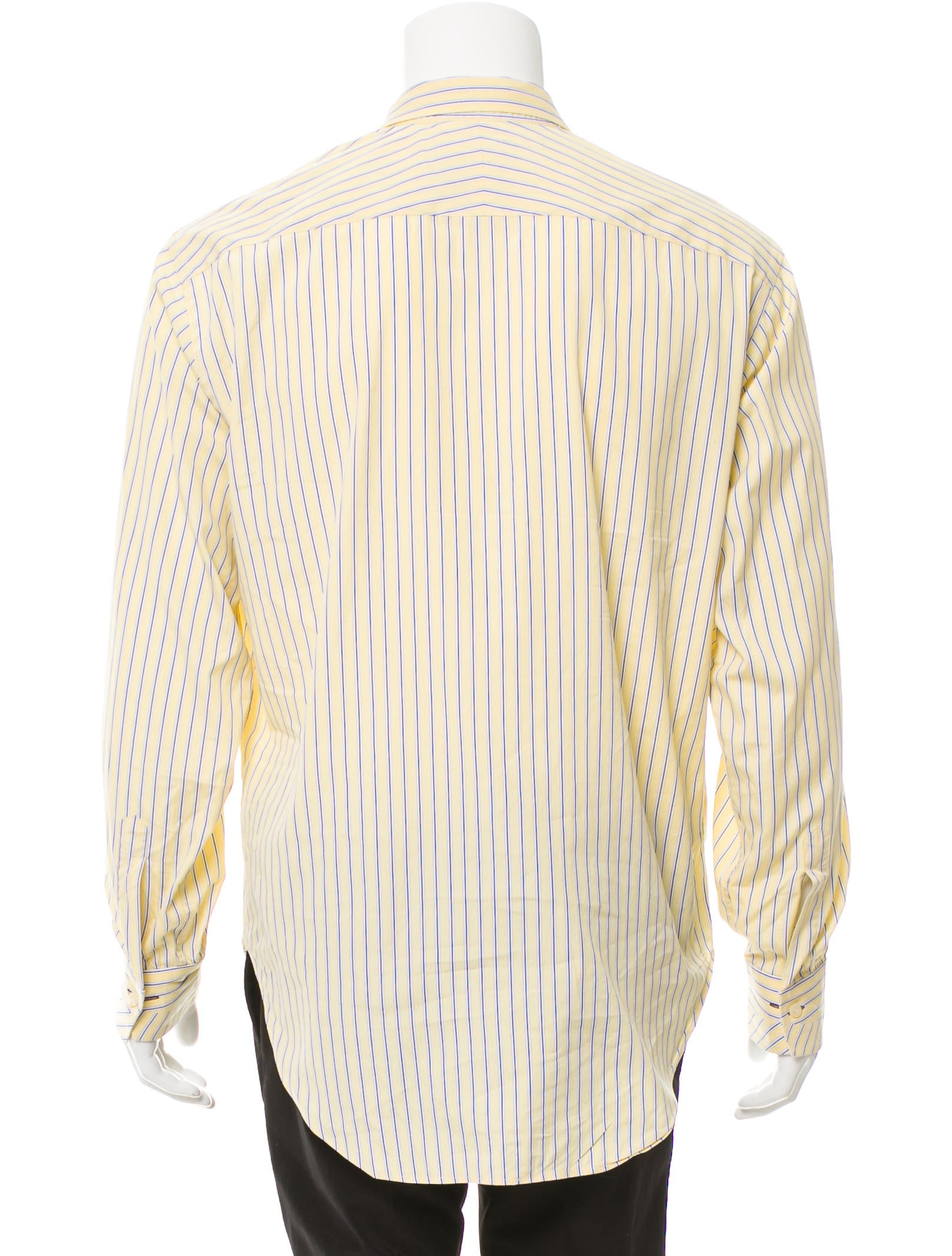 paul smith two fold button up shirt clothing wps24181
