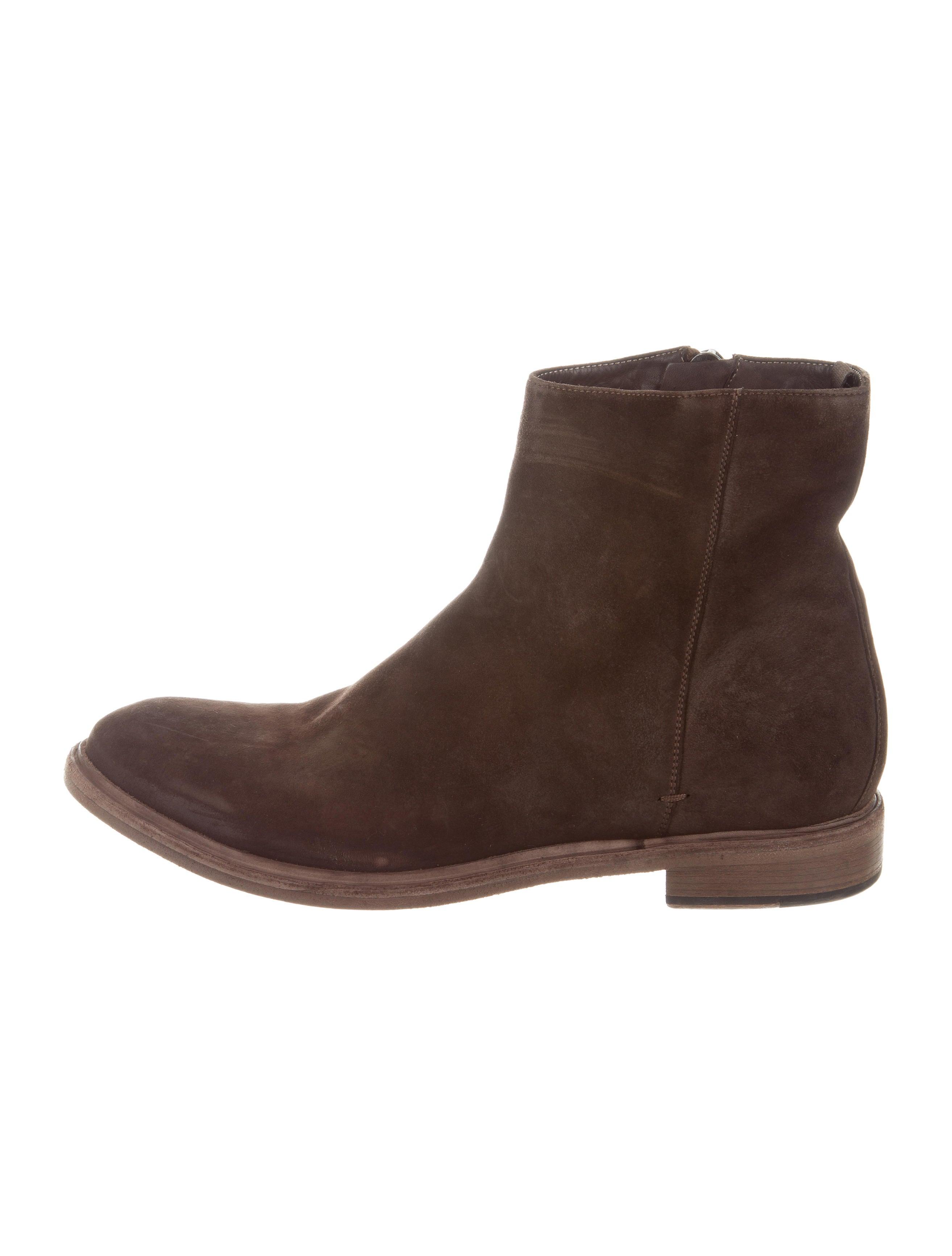 paul smith sullivan d dye suede boots shoes wps24317