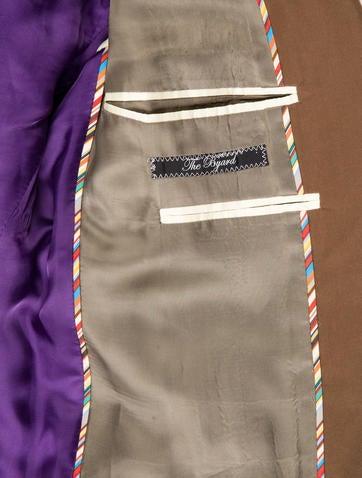Two-Button Notch-Lapel Suit