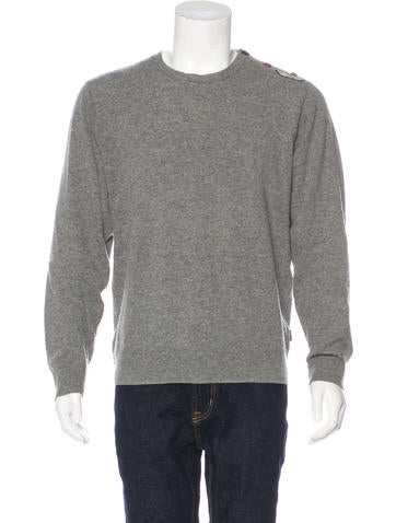 Paul Smith Wool Crew Neck Sweater None
