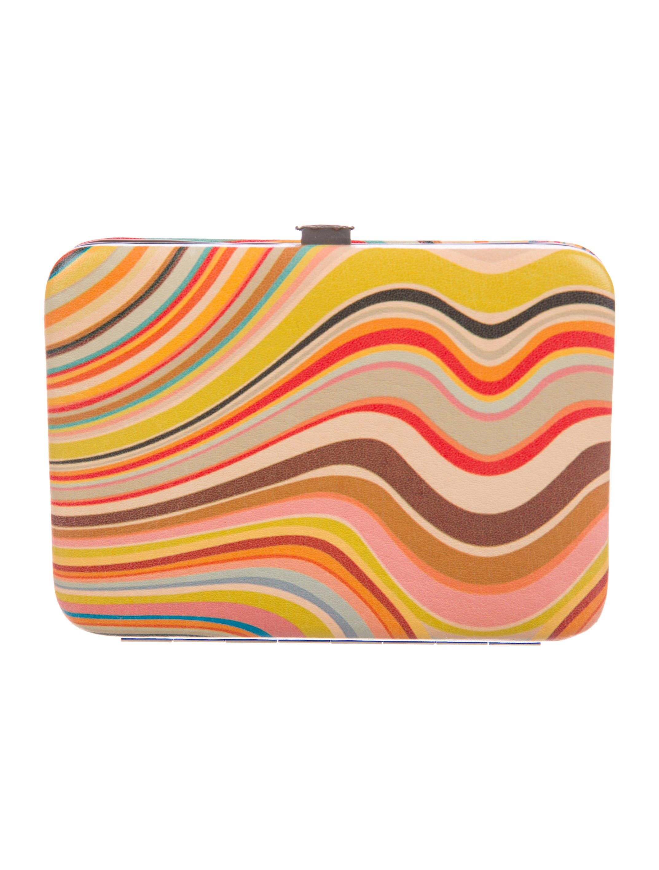 Paul Smith Leather Business Card Holder - Accessories - WPS25856 ...