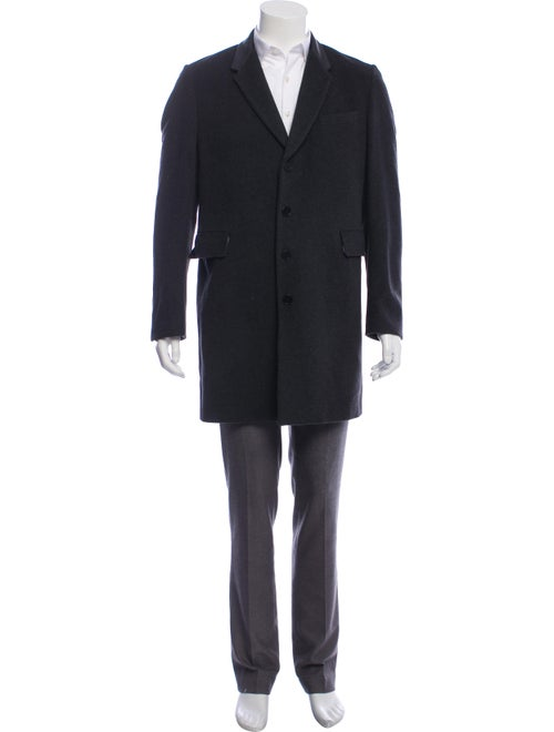 Paul Smith Wool Top Coat wool