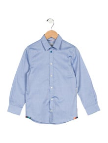 Paul Smith Boys' Collared Button Up Shirt