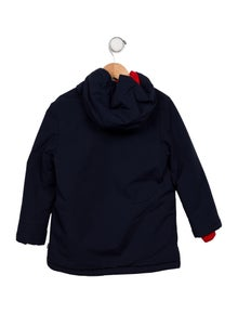 Paul Smith Boys' Hooded Zippered Jacket