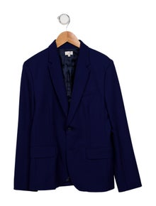 Paul Smith Boys' Wool Notch- Lapel Blazer