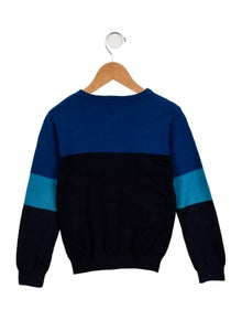 Paul Smith Boys' Colorblock Knit Sweater