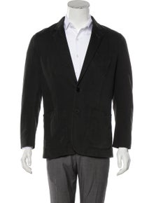 Paul Smith Woven Two-Button Blazer