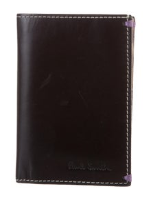 Paul Smith Leather Compact Wallet