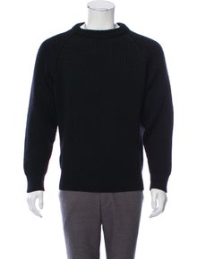 Paul Smith Virgin Wool Crew Neck Sweater