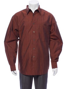 Paul Smith Woven Button-Up Shirt w/ Tags