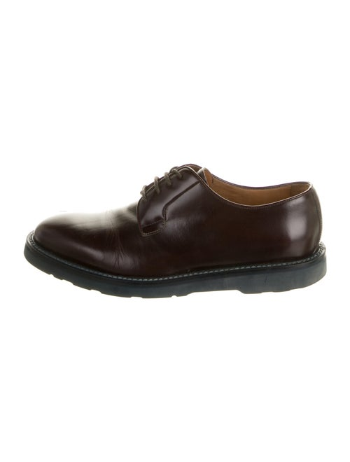 Paul Smith Leather Derby Shoes