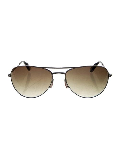 Paul Smith Aviator Tinted Sunglasses