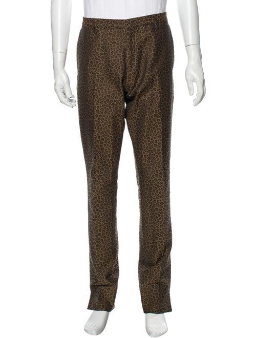 Paul Smith Animal Print Pants