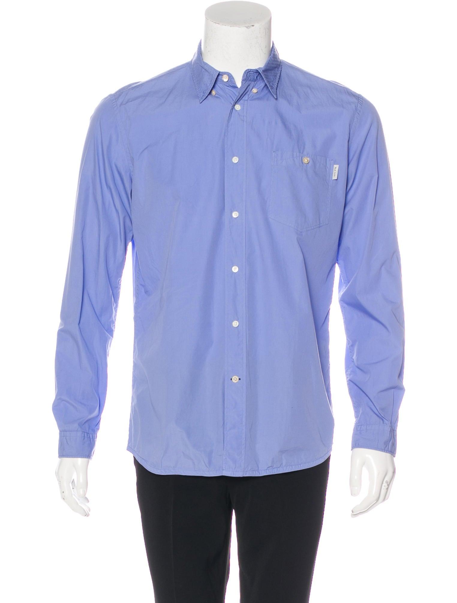 paul smith woven shirt clothing wpsjn20209 the