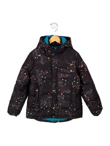Paul Smith Junior Girls' Quilted Puffer Jacket None
