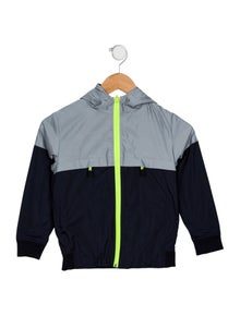 Paul Smith Junior Boys' Reversible Hooded Jacket w/ Tags
