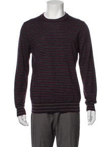 PS by Paul Smith Merino Wool Striped Pullover