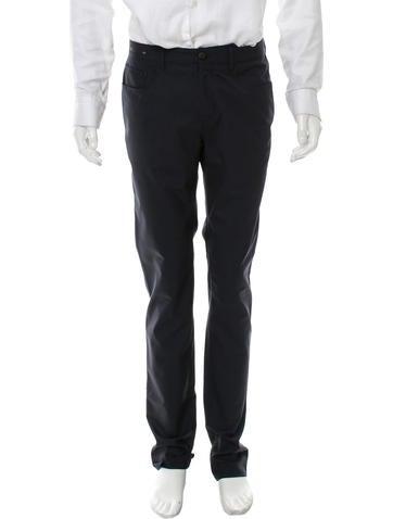 PT01 Five-Pocket Virgin Wool Pants w/ Tags None