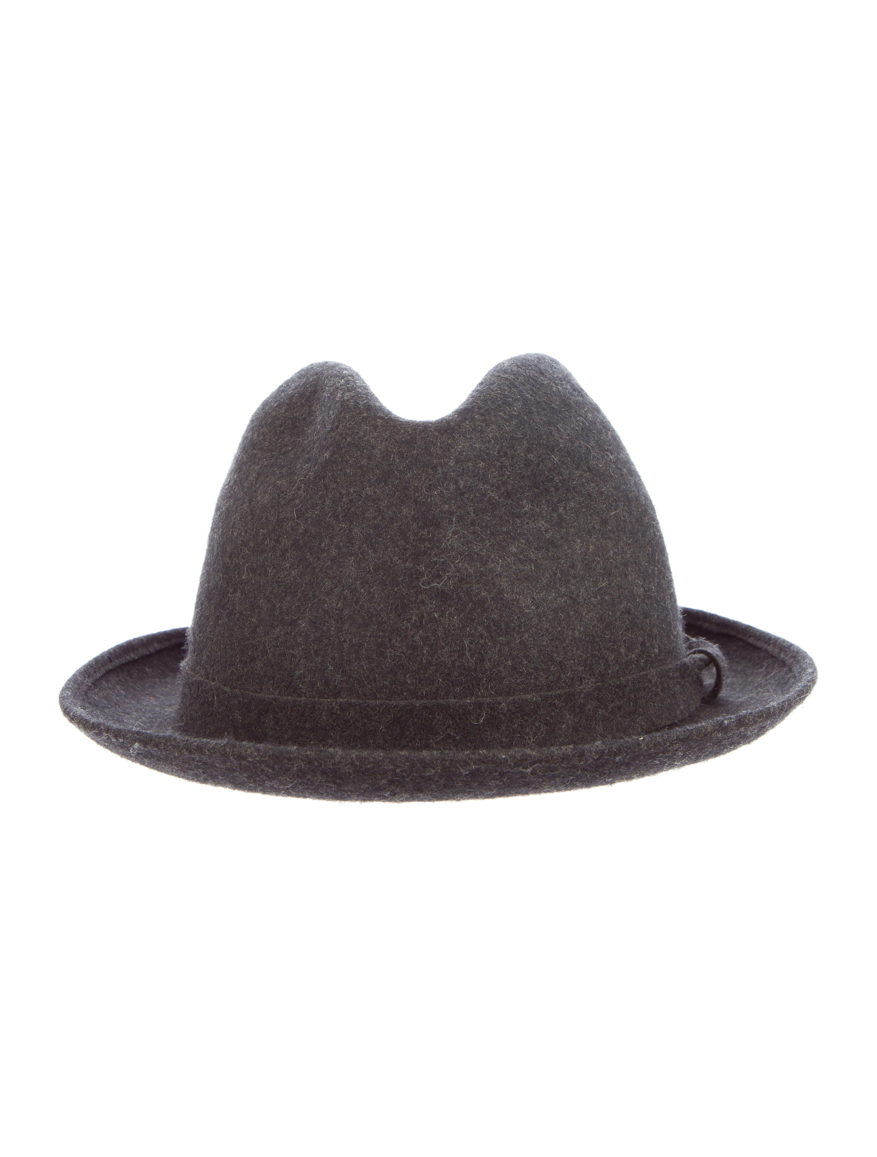 Pendleton The Portland Collection Virgin Wool Fedora - Accessories ... 47c0285769b