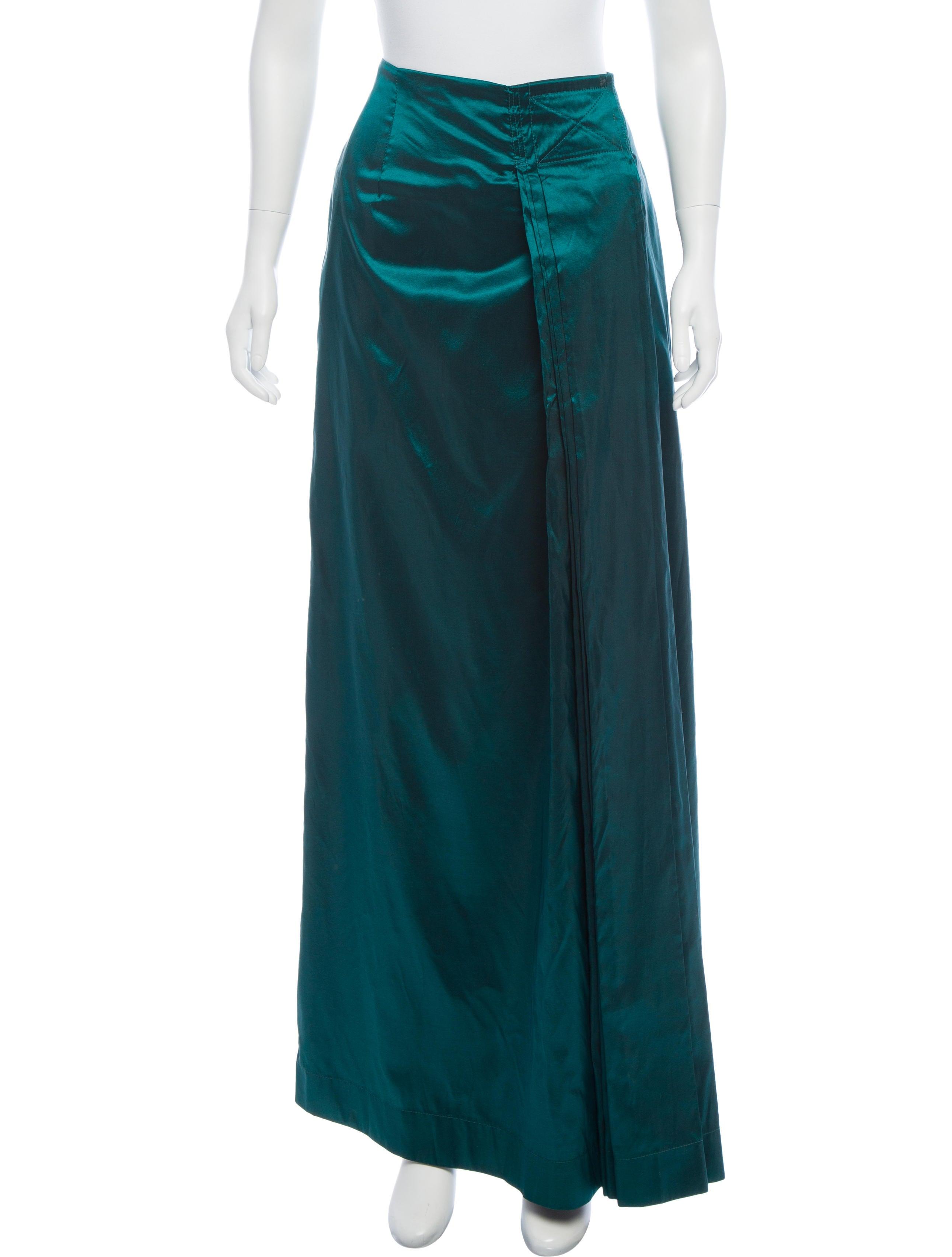 0f1b3cbcc2f2ba Sea Green Maxi Skirt – DACC