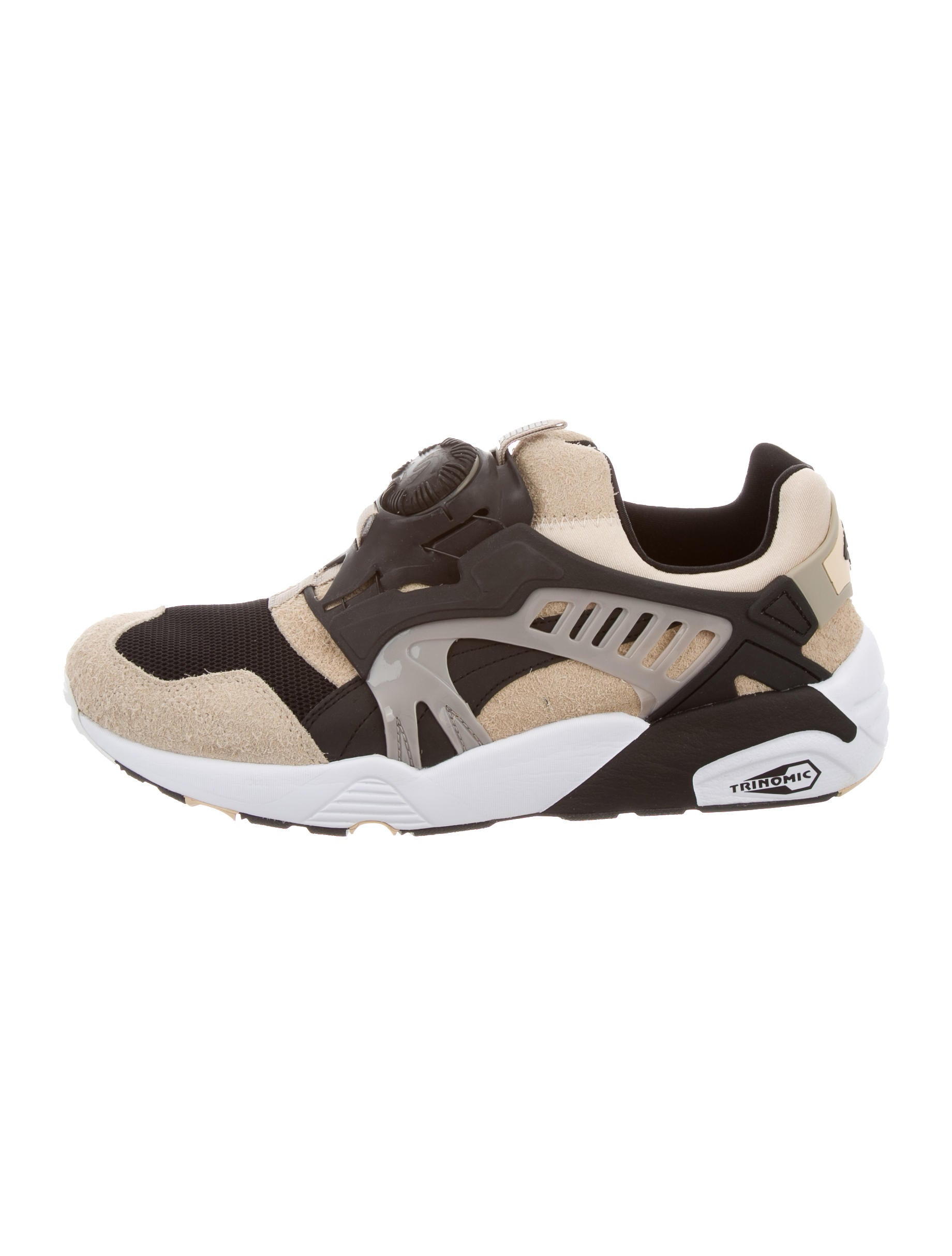 puma disc blaze desert trooper sneakers shoes. Black Bedroom Furniture Sets. Home Design Ideas