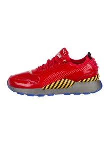 Puma X Sonic The Hedgehog Rs 0 Sneakers Shoes Wpuma20446 The Realreal