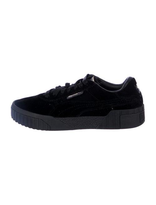 Puma Creeper Platform Sneakers Black