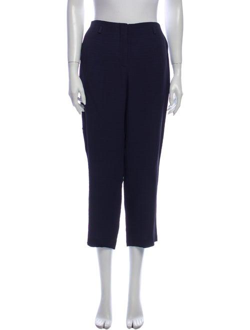 QL2 Quelledue Straight Leg Pants Blue