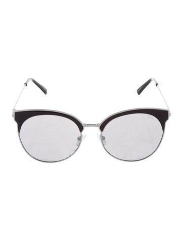 Mia Bella Oversize Sunglasses