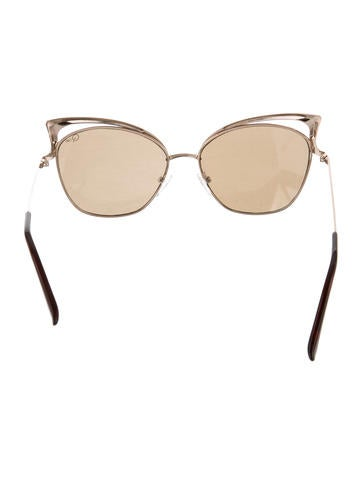 8309f5121345b Quay Lana Cat-Eye Sunglasses - Accessories - WQUAY20082