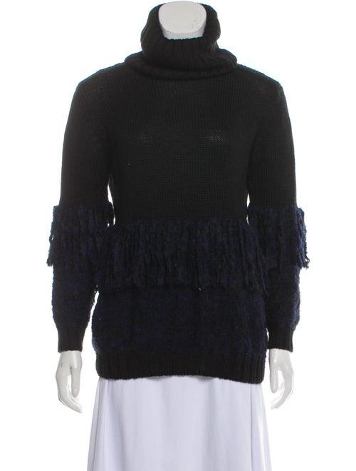 Rodebjer Turtleneck Sweater Black
