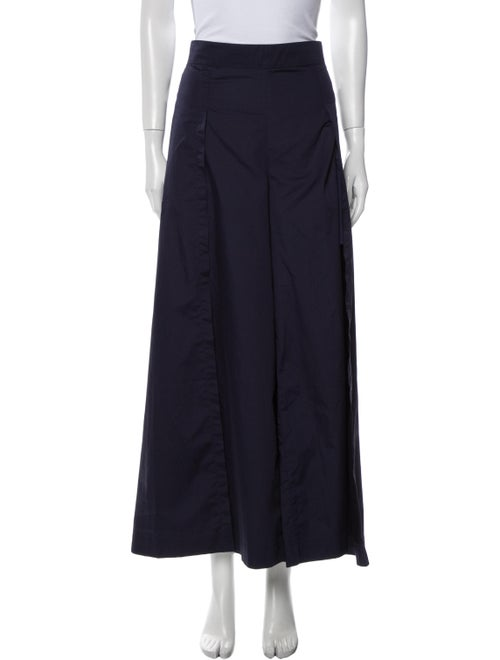 Rodebjer Wide Leg Pants Blue