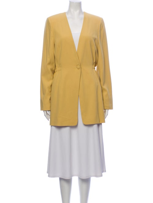 Rodebjer Evening Jacket w/ Tags Yellow
