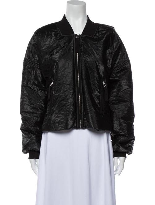 Rodebjer Bomber Jacket Black