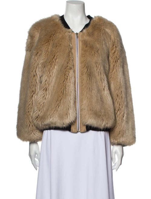 Rodebjer Faux Fur Jacket