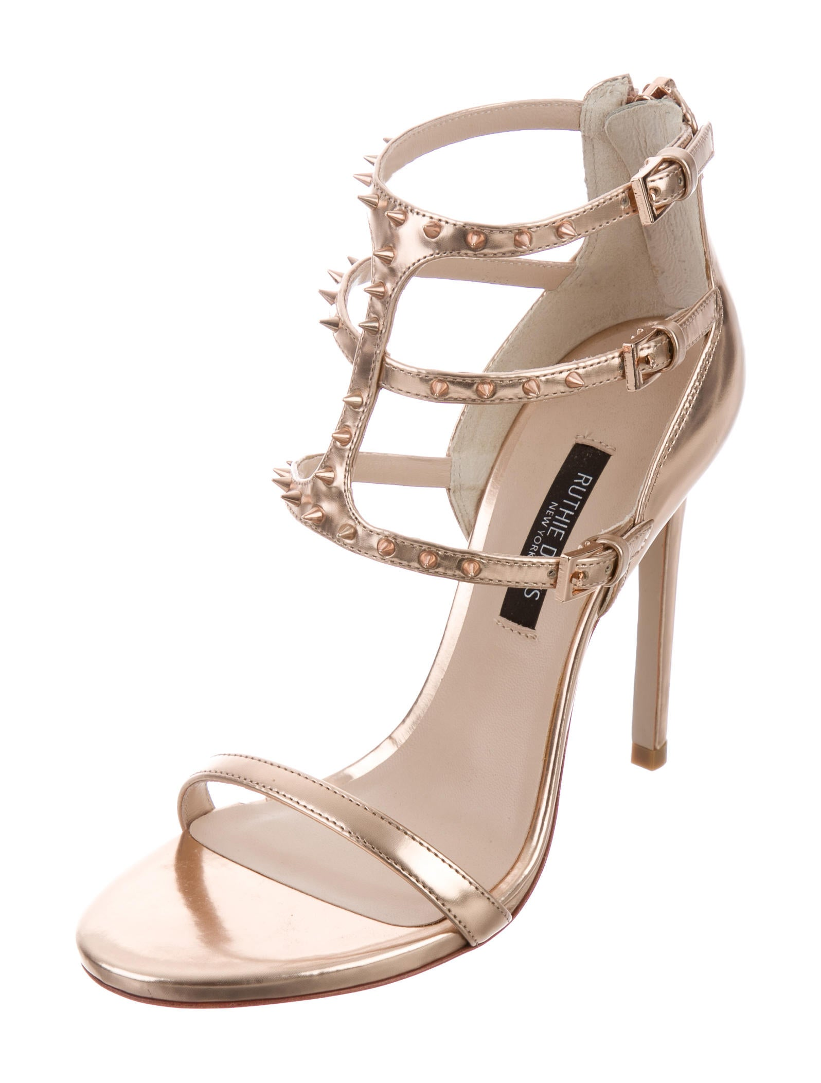 Ruthie Davis Cupid Spiked Sandals outlet the cheapest outlet limited edition collections online cheap price for sale discount low cost 1bDN0pJA