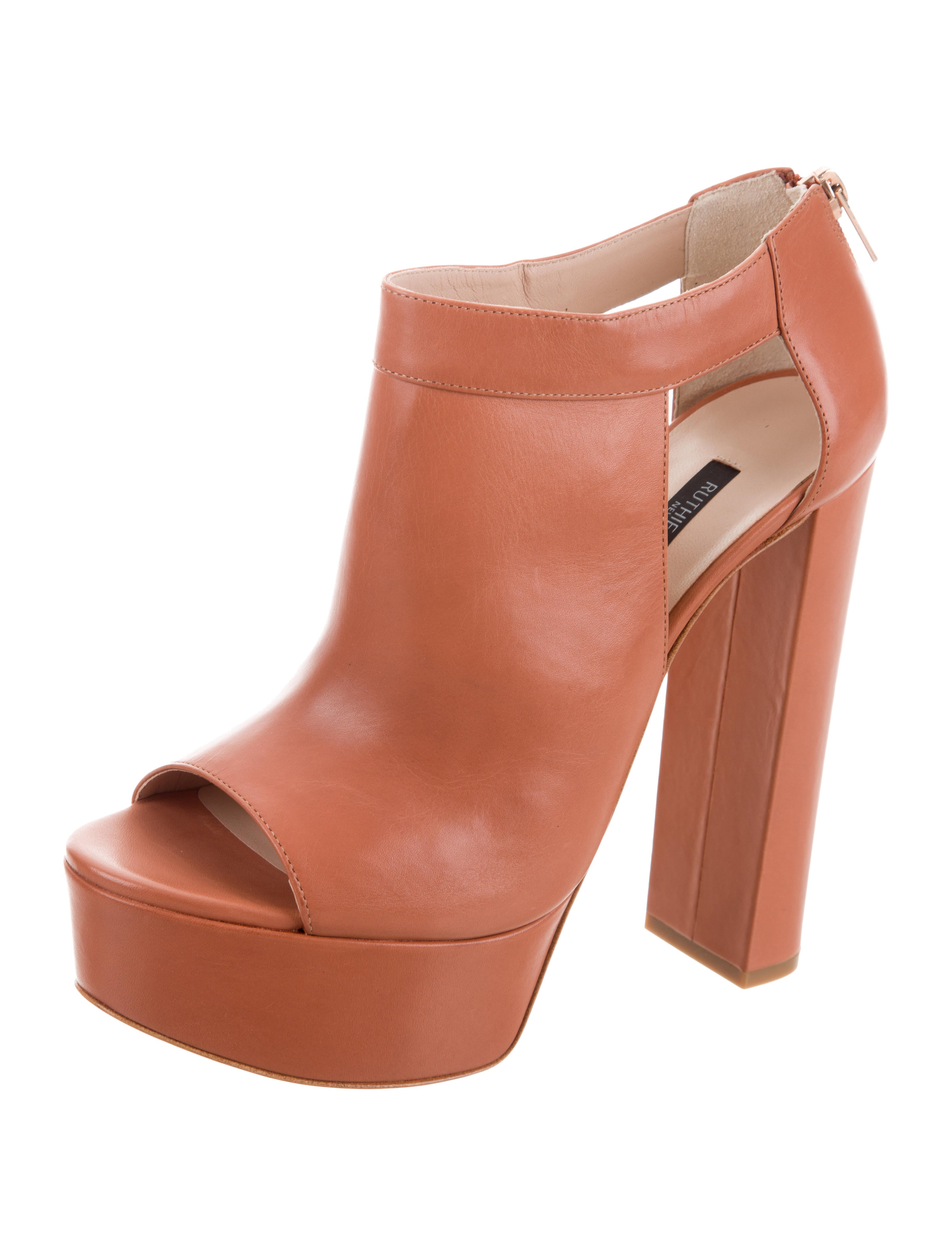 Ruthie Davis Campbell Platform Booties buy online outlet quality from china cheap outlet latest collections discount clearance store store with big discount 7vxVOKh
