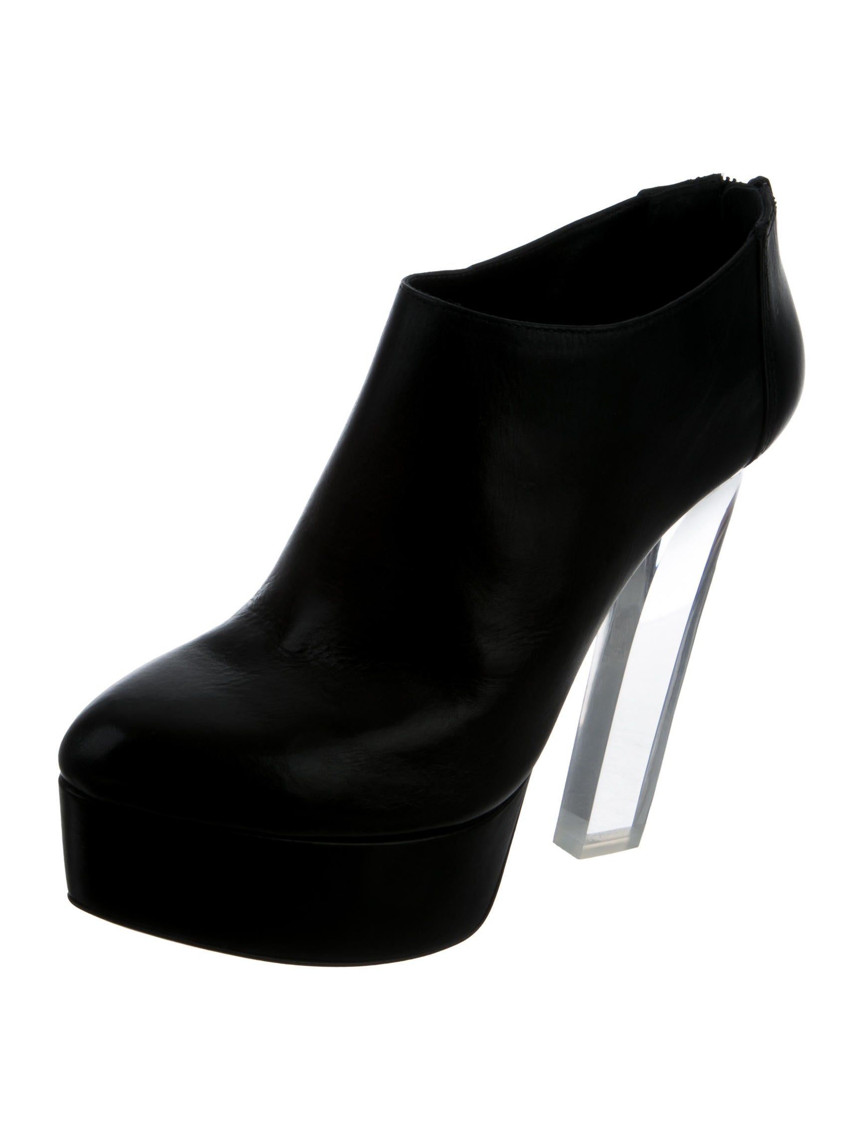 sale many kinds of buy cheap cheapest price Ruthie Davis Eva Platform Booties w/ Tags PGNWup0