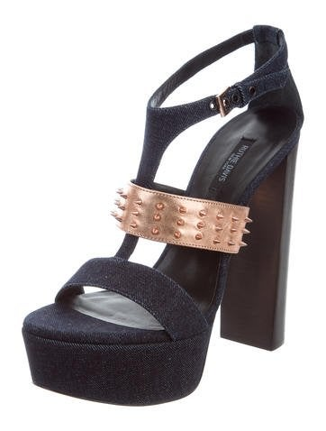latest collections online footaction online Ruthie Davis Camille Platform Sandals w/ Tags cheap price store sale 2014 unisex outlet very cheap GB5zG