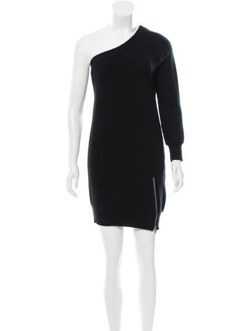 R13 One-Sleeve Sweatshirt Dress w/ Tags