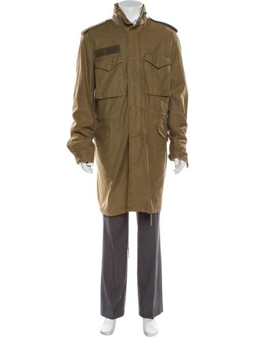 R13 Jacket Brown