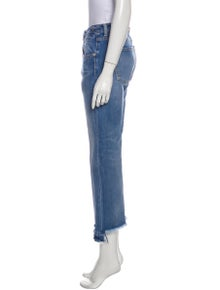 R13 Boy Straight Straight Leg Jeans