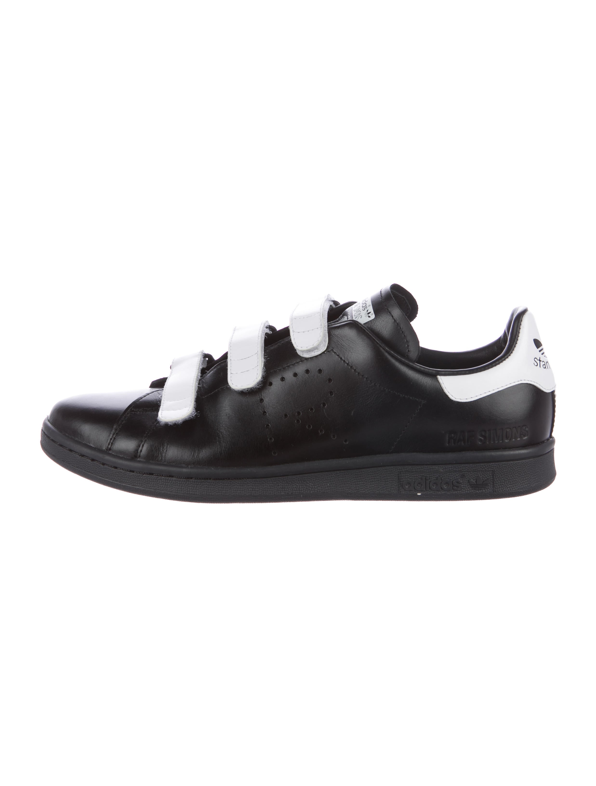 raf simons x adidas stan smith sneakers shoes. Black Bedroom Furniture Sets. Home Design Ideas